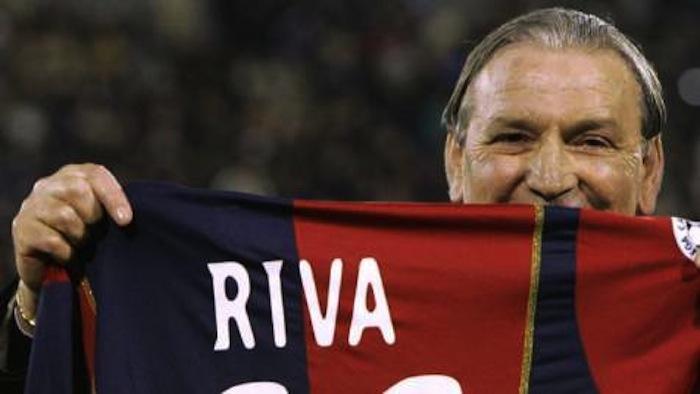 Cagliari: la numero 11 di Gigi Riva venduta a 6.500 euro