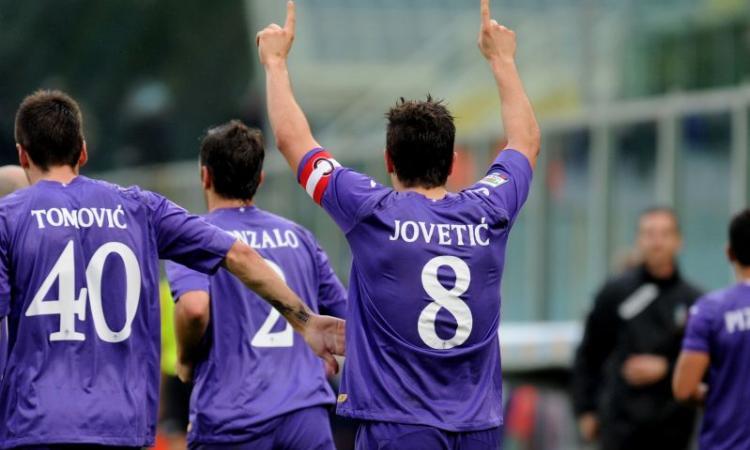 Ds Fiorentina: 'Jovetic? Non ho l'autorizzazione a trattare con la Juve'