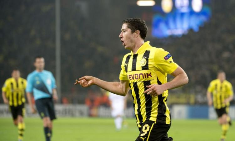 Lewandowski: 'E' il mio ultimo anno al Borussia Dortmund'