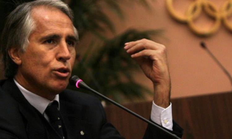 Coni, Malagò: 'Sono stato vicino alla presidenza della Roma'