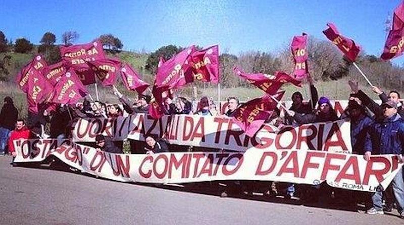 Roma: con questi dirigenti non vinceremo mai!