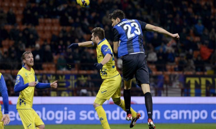 Inter: il Manchester United vuole Ranocchia