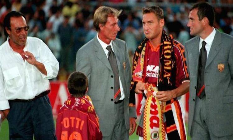 Zeman: 'Sono malato di Totti'