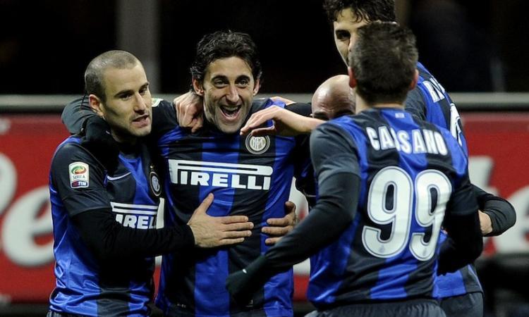 Inter, Milito: 'Felice del rientro, sulla buona strada per lo scudetto'