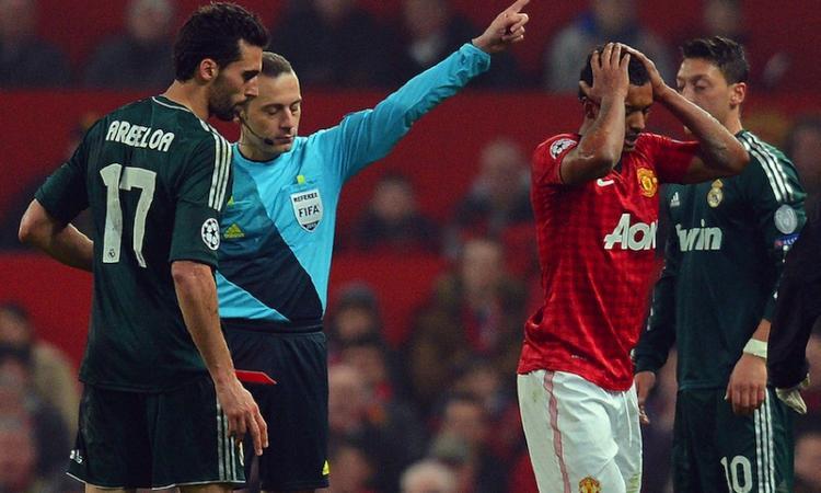 Galatasaray: offerta per il portoghese Nani del Manchester United