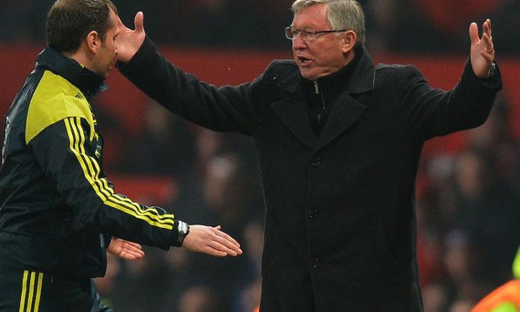 Ferguson sicuro: 'Allegri allenatore straordinario, la Juve è meglio del Napoli'