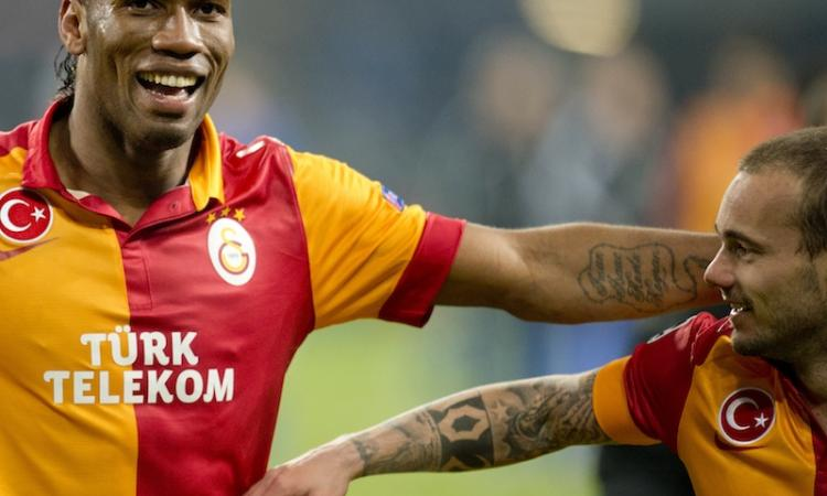 Verso la Champions: pari per il Galatasaray