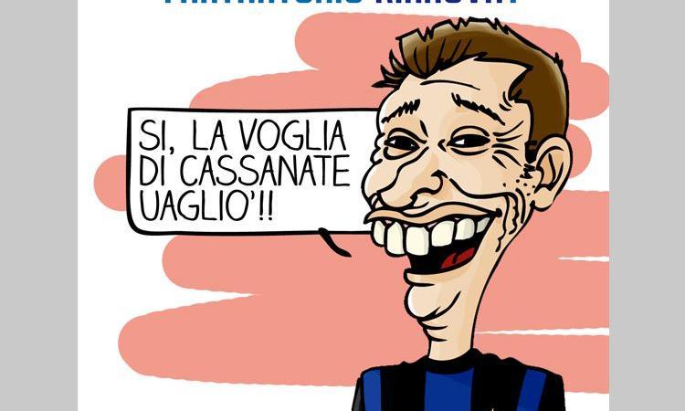 Inter su Mazzarri, ciao Cassano