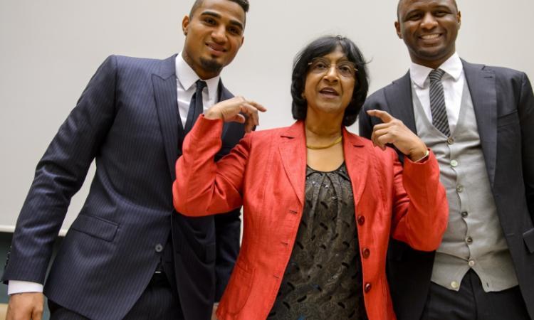 Vieira: 'L'addio di Ferguson segna la fine di un'era'