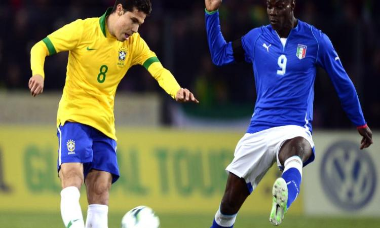 Brasile 2014, parla il padre di Hernanes: 'Vinceremo 3-0'
