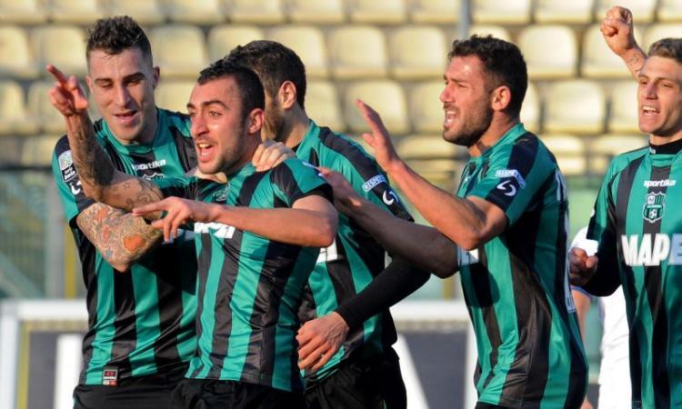 Napoli-Sassuolo 1-1: il tabellino