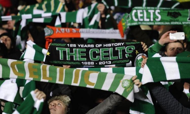 Fifa The Best: al Celtic il premio per la miglior tifoseria