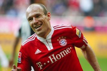 Arjen Robben Bayern Monaco
