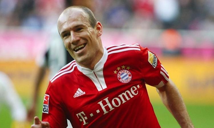 La Juventus vuole Robben