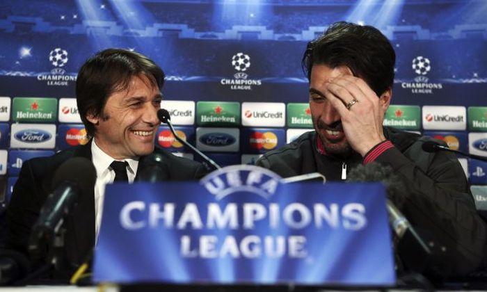 Juve, Buffon: 'Conte miglior tecnico che abbia avuto'