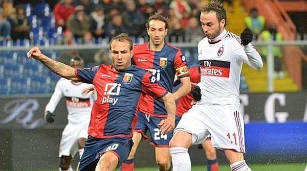 Genoa: un club di serie B sonda in terreno per Portanova