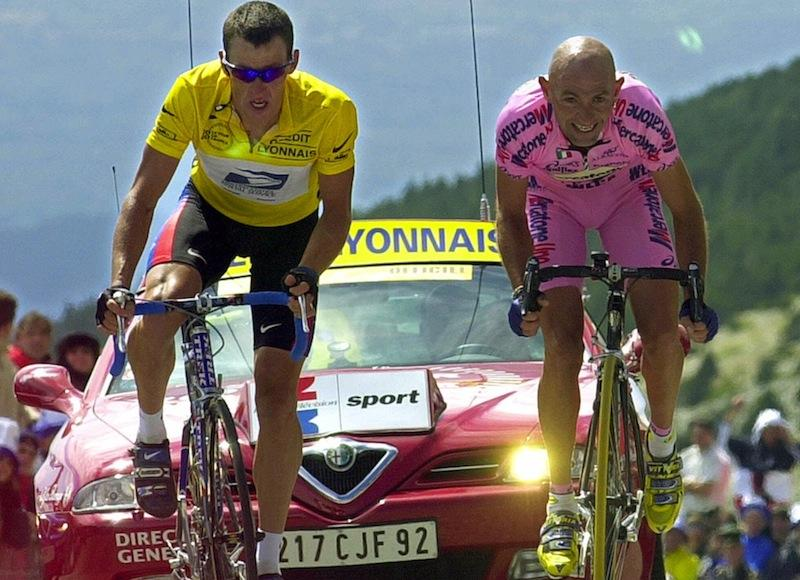 """La vita """"bestiale"""" di Marco Pantani"""
