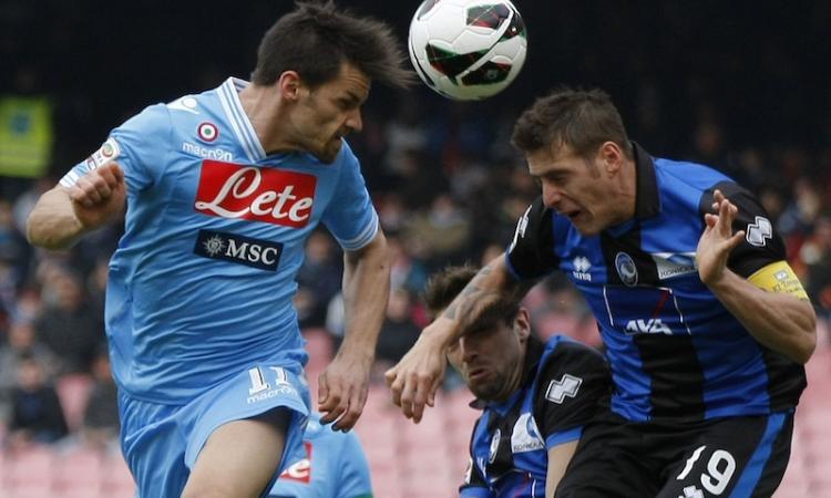 Napoli, l'Inter prepara l'assalto a Maggio