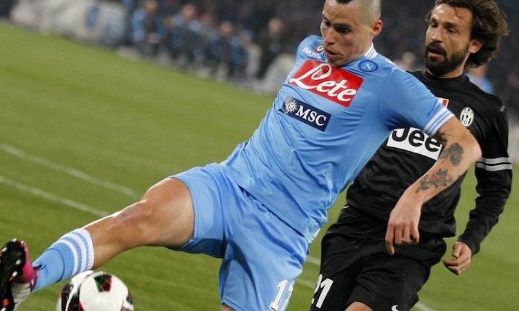 Napoli, il tifoso Nino D'Angelo: 'La Juventus ci teme'