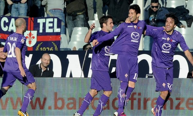 Fiorentina, Larrondo: ultima 'chiamata' alla 'Montepaschi arena'