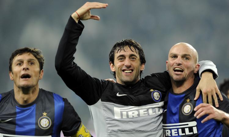 Intermania: l'ultima con la Juve a San Siro per Moratti e i 4 pilastri argentini
