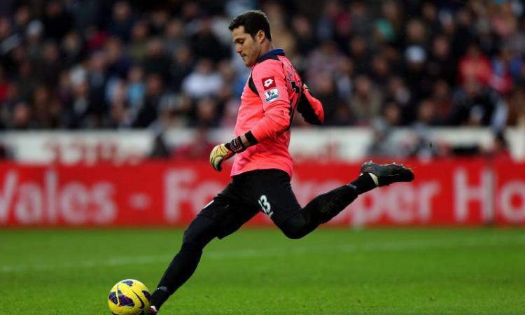 QPR, Redknapp: 'Julio Cesar via a fine stagione'