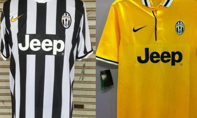 Juve, prime bozze dalla nuova maglia da trasferta. Torna il giallo?