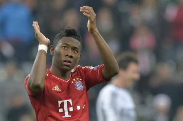 David Alaba Bayern
