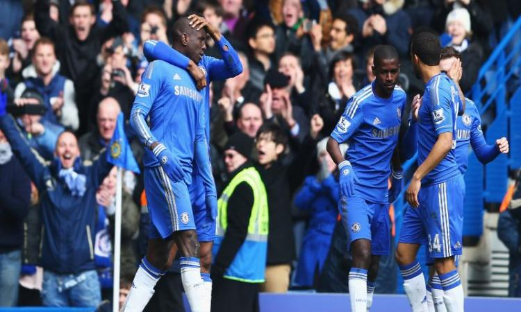 Arsenal: no di Mourinho per Demba Ba