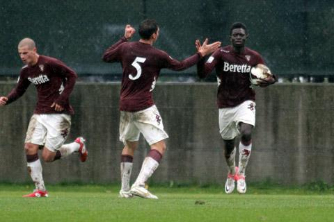 Torino, Diop vuole la B. C'è il contatto con la Virtus Lanciano