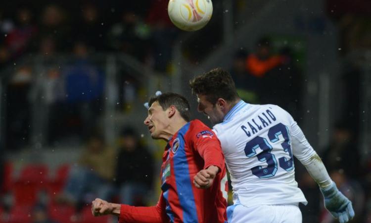 Calaiò: 'Napoli, una scelta che rifarei. Genoa club prestigioso'