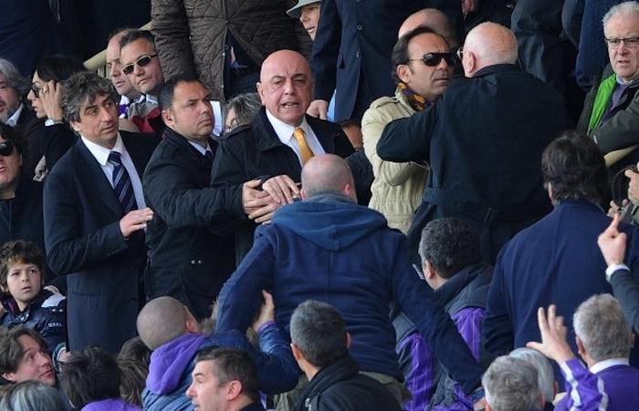 Fiorentina-Milan,| Prefetto: 'Caso ha avuto soluzione'