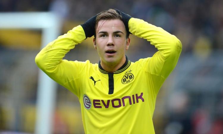 Borussia Dortmund: Gotze salta la finale di Champions