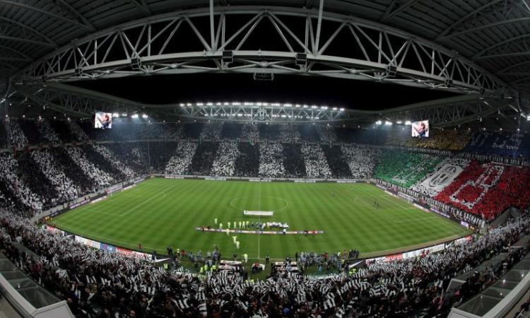 Media spettatori Serie A: Juve quarta