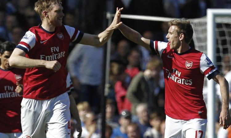 Arsenal: Sagna e Mertesacker verso il rinnovo VIDEO