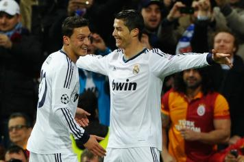 a7e8ff30 Arsenal's Özil recalls Ronaldo's anger after his move from Real Madrid. 19  November at 18:00