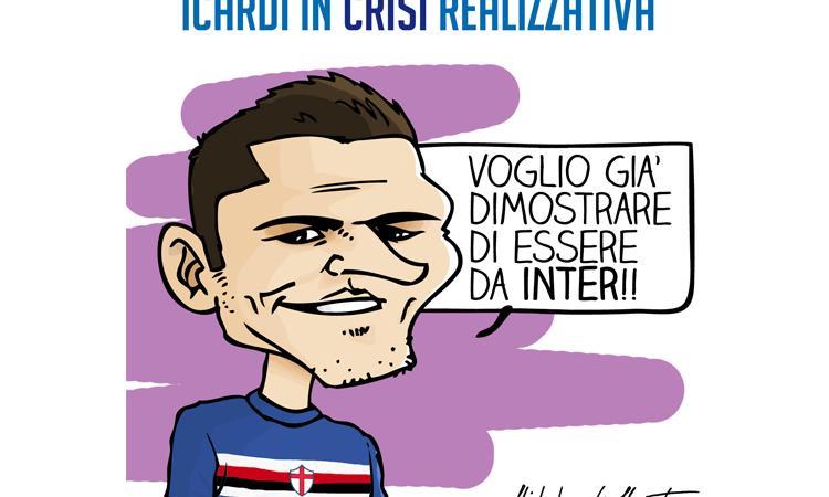 Inter, ma Icardi è un top o sarà un flop?