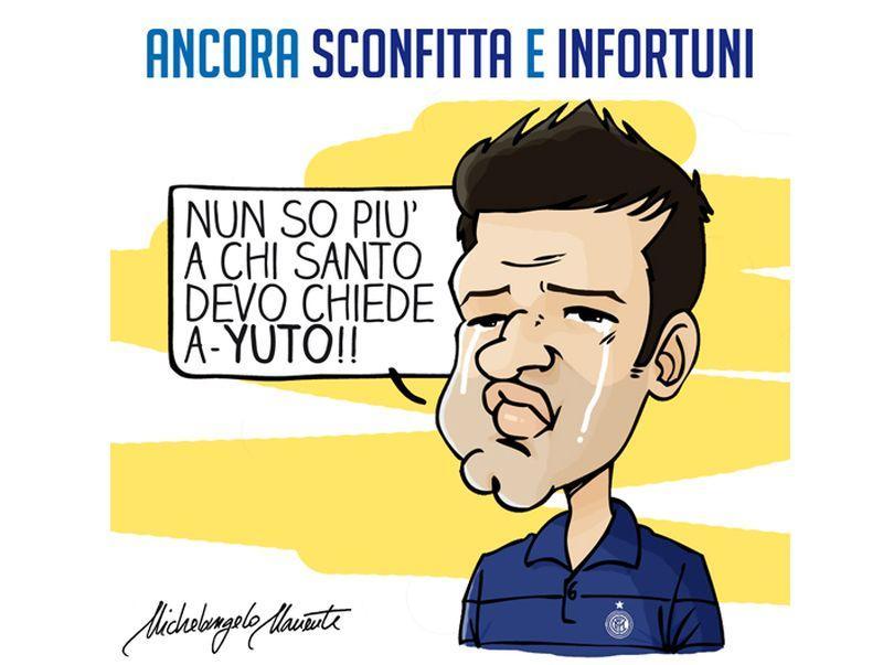 Milan, il pianto non frutta...