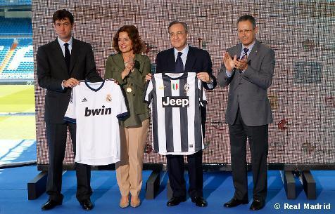 Juventus: terza per fatturato in Europa