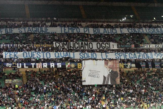 Cori offensivi contro i napoletani dalla curva dell'Inter. Altra squalifica? VIDEO