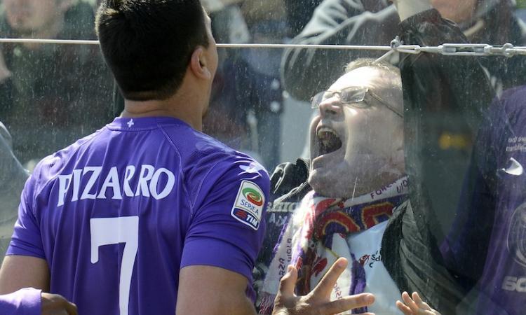 D.s. Santiago Wanderers: 'Pizarro rinnova con la Fiorentina'