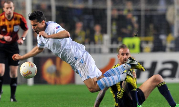 Lazio: Hernanes, la faccia triste del gol