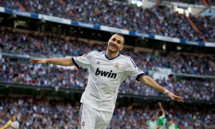 Real Madrid: Benzema non convince, l'Arsenal ci pensa