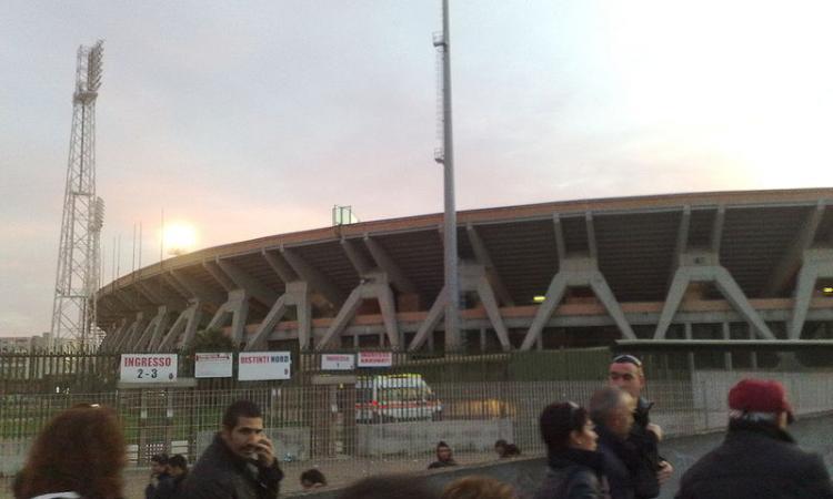 Cagliari-Inter: atteso il via libera allo stadio Sant'Elia