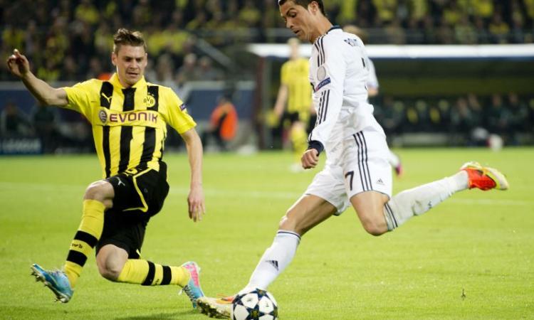 Ag. Piszczek: 'Juve? Ha un contratto con il Dortmund'