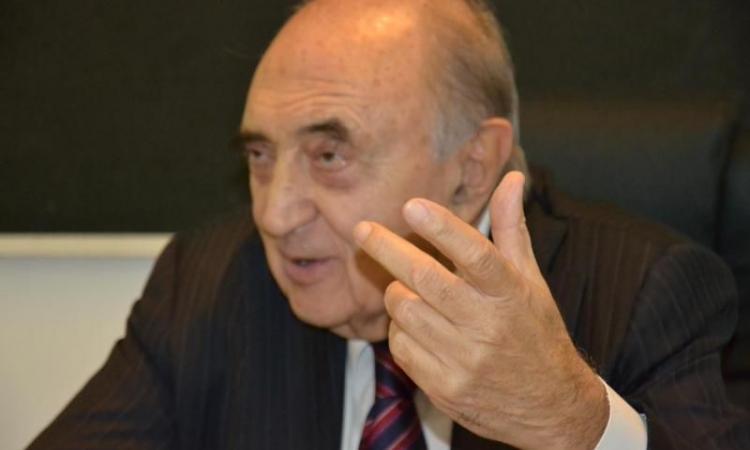 Ferlaino: 'Sono distrutto, Maradona era lo spirito di Napoli'