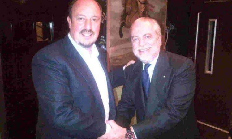 De Laurentiis: 'Voglio internazionalizzare il Napoli'