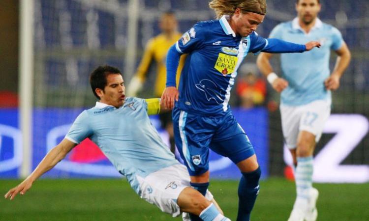 Sampdoria: giallo Bjarnason