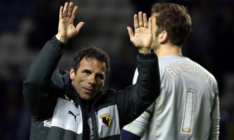 Inghilterra: Faraoni e Fabbrini in gol col Watford di Zola