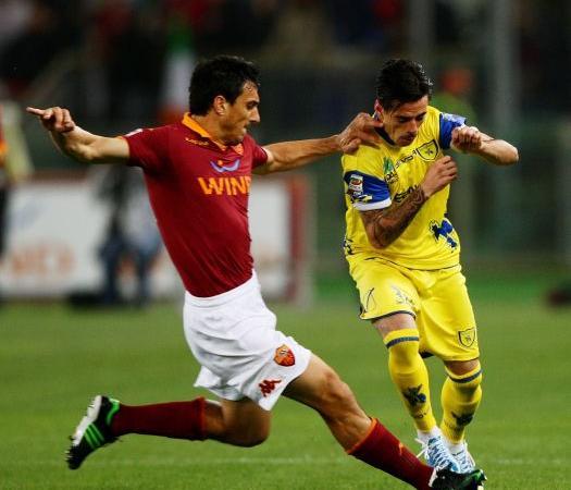 Roma: Burdisso al Boca Juniors per Paredes
